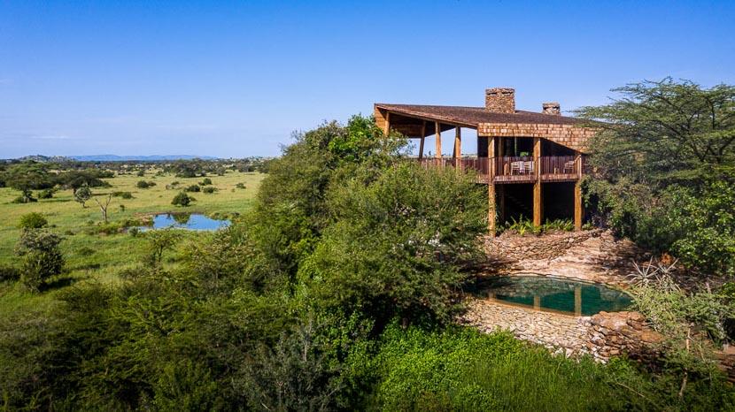 Singita Faru Faru Lodge, Singita Faru Faru Lodge, Tanzanie