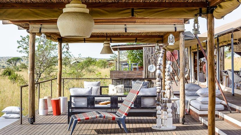 Singita Mara River Tented Camp, Singita Mara River Tented Camp, Tanzanie © Singita