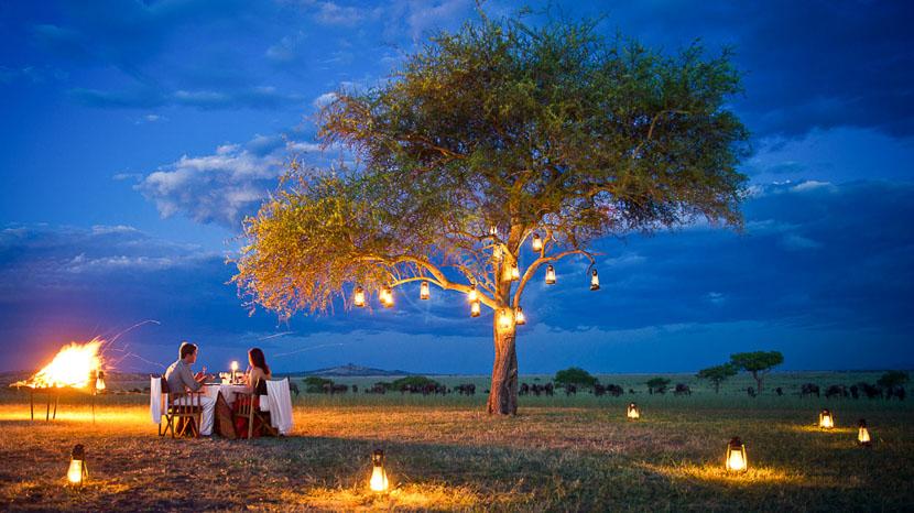 Singita Sabora Tented Camp, Singita Sabora Tented Camp, Tanzanie © Singita