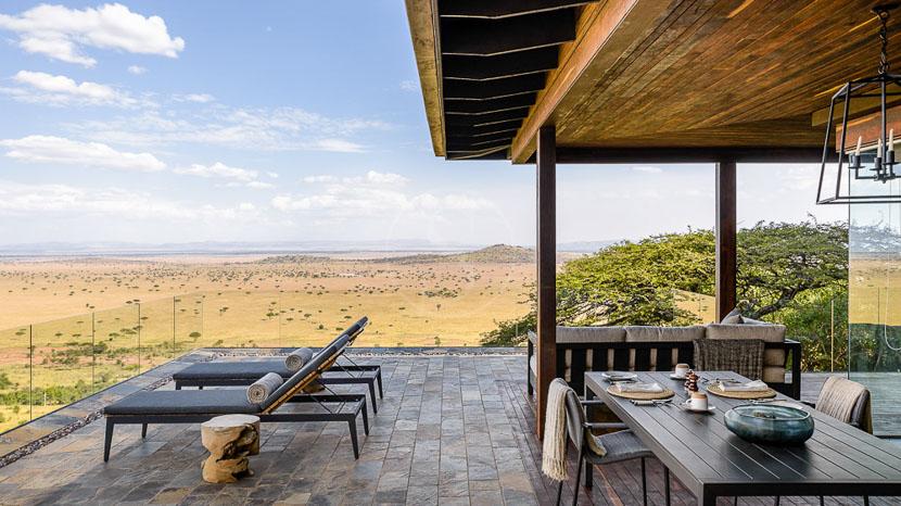 Singita Sasakwa Lodge, Singita Sasakwa, Tanzanie © Singita