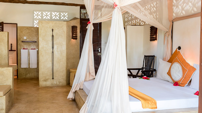 Sunshine Hotel, Sunshine Suite du Sunshine Hotel, Tanzanie