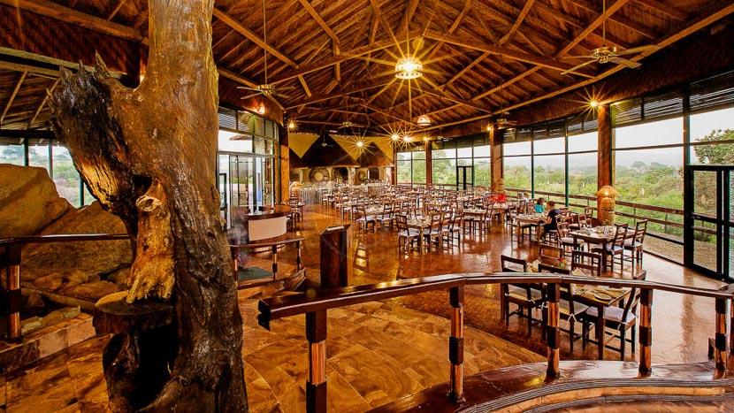 Tarangire Sopa Lodge, Tarangire Lodge, Tanzanie