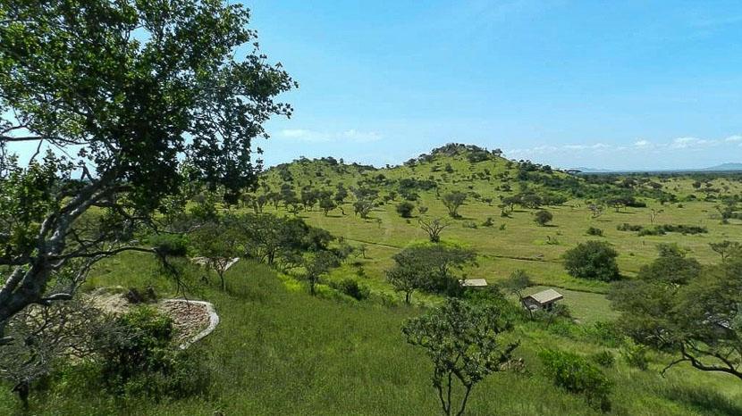 Grumeti Hills Lodge, Grumeti Hills, Tanzanie