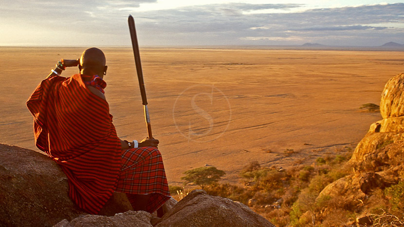 Olduvai Camp, Safari vers Olduvai, Tanzanie