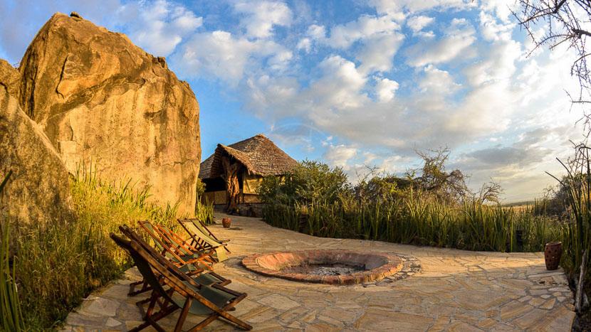 Olduvai Camp, Olduvai Camp, Tanzanie © Tawisa