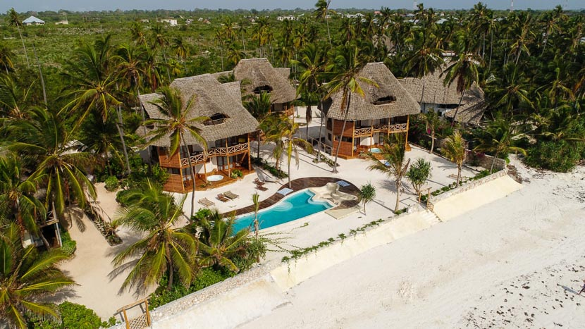 Zanziblue Private Beach Villas, Zanziblue Resort, Tanzanie