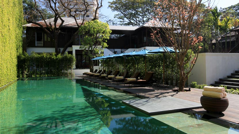 137 Pillars House, 137 Pillars House, Thailande