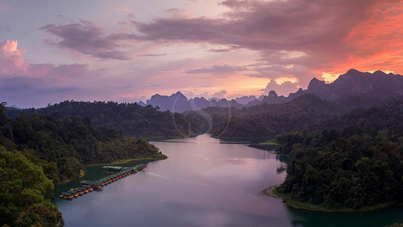 Elephant Hills Rainforest Camp, Elephant Hills Rainforest Camp, Thailande © Elephant Hills