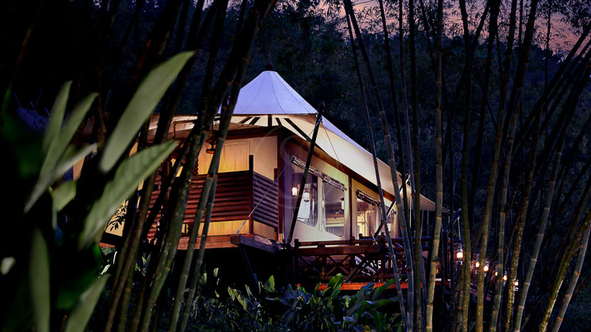 Four Seasons Tented Camp Golden Triangle, Four Seasons Tented Camp, Thaïlande © Four Seasons