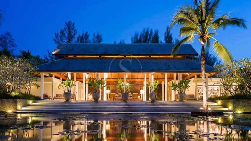 The Sarojin, Hotel Sarojin, Thailande