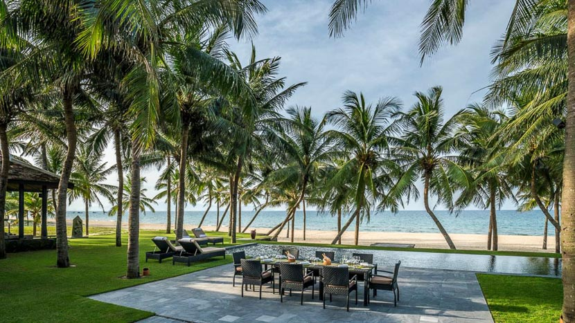 Four Seasons Resort The Nam Hai, Four Seasons Resort de Hoi Han, Vietnam