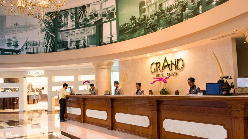Grand Hotel Saigon, Grand Hôtel Saigon, Vietnam