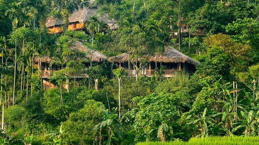 Pu Luong Retreat, Pu Luong Nature Reserve, Vietnam © Pu Luong Retreat - Duong Minh Binh