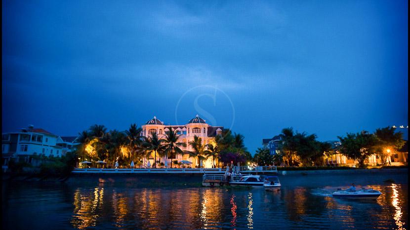 Villa Song Saigon, Villa Song de Saigon, Vietnam