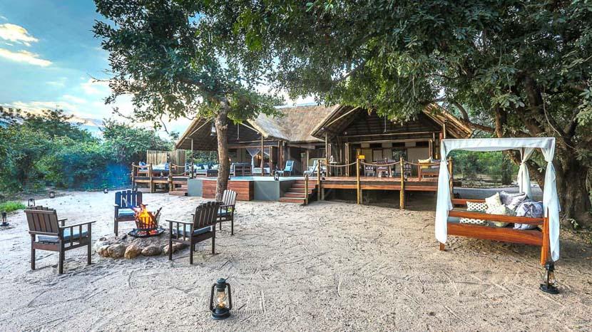 Chiawa Camp, Chiawa Camp, Zambie © Chiawa Camp