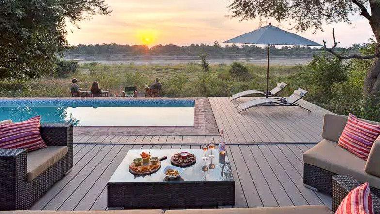 Flatdogs Camp, Flatdogs Camp - Crocodile Nest, Zambie