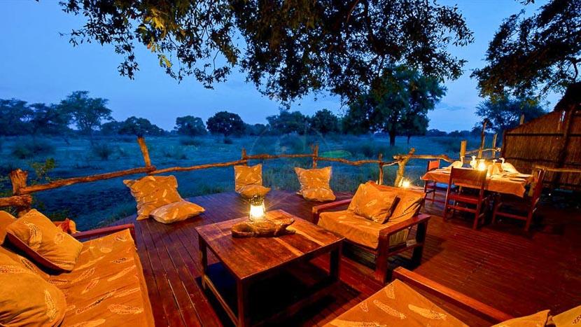 Flatdogs Camp, Flatdogs Camp - Jackalberry Treehouse, Zambie