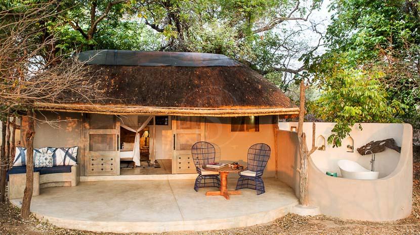 Kaingo Camp, Kaingo South Luangwa, Zambie