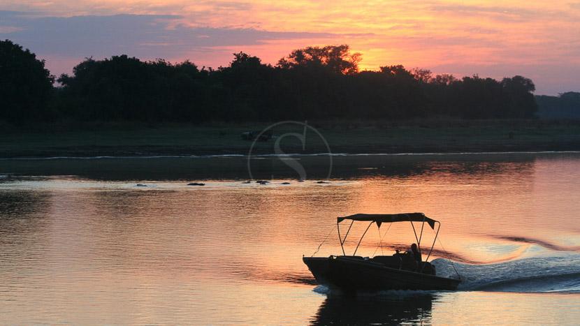 Luangwa River Camp, Luangwa River Camp, Zambie © Robin Pope Safaris
