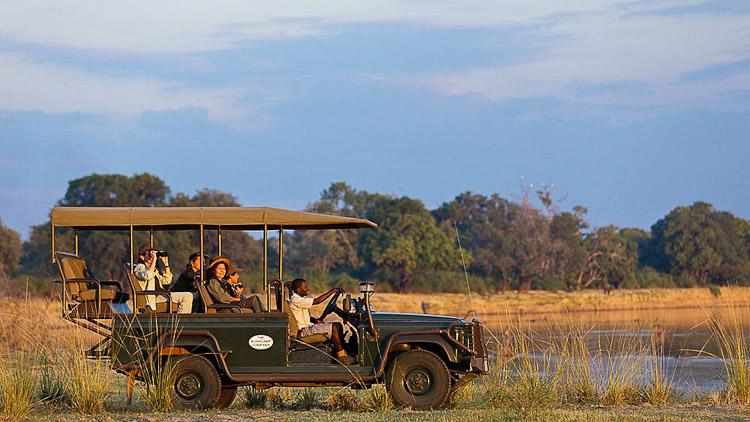Mukambi Safari Lodge, Zambie