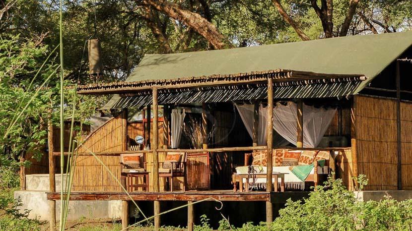 Old Mondoro Camp, Old Mondoro, Zambie