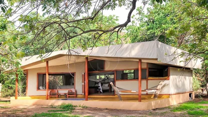Potato Bush Camp, Potato Bush Camp, Zambie © Potato Bush Camp