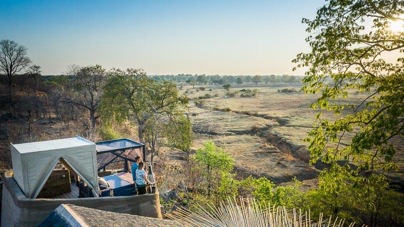 Puku Ridge Camp, Puku Ridge South Luangwa, Zambie © Puku Ridge