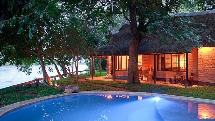 Robin's House, Robin's House, Zambie © David Rogers - Robin Pope Safaris
