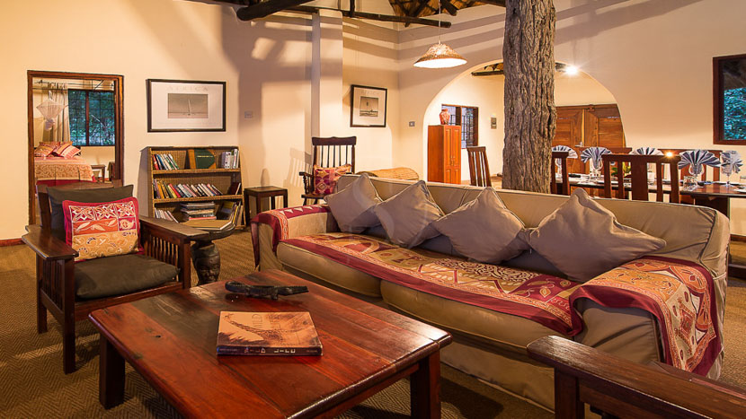 Robin's House, Robin's House, Zambie © Dana Allen - Robin Pope Safaris