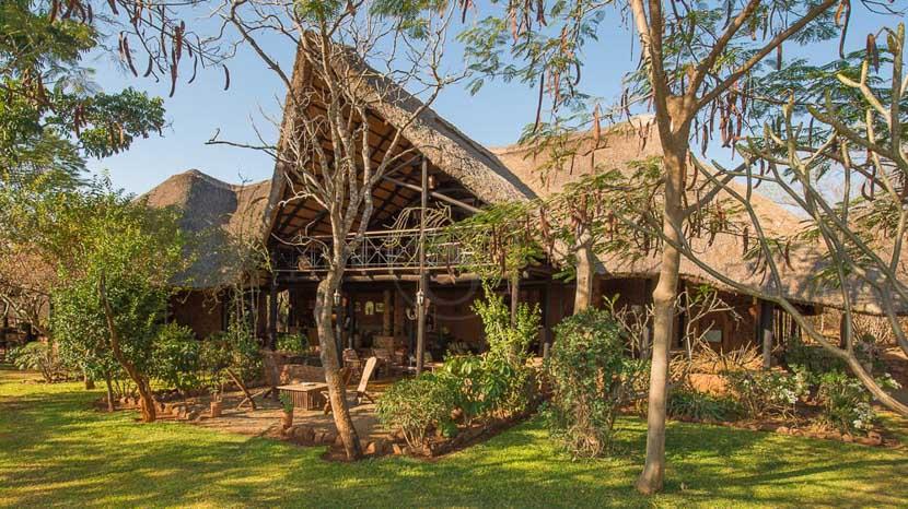 Stanley Safari Lodge, Stanley Safari Lodge, Zambie © Robin Pope