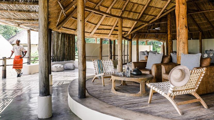 Sanctuary Sussi & Chuma, Sanctuary Sussi and Chuma, Zambie