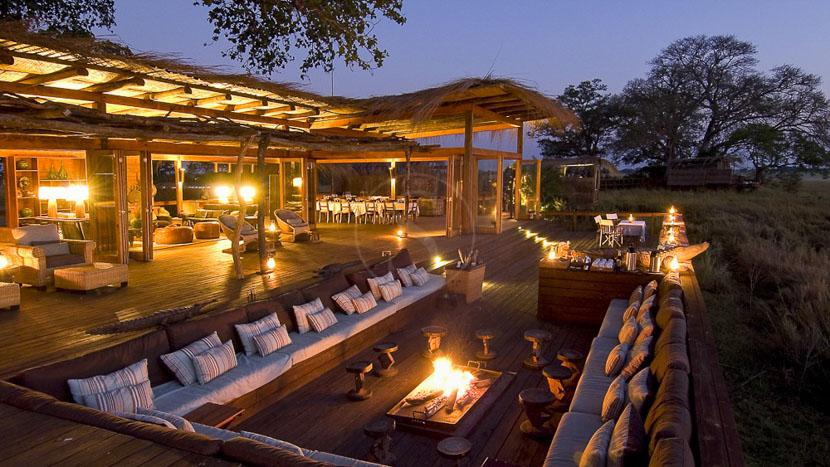 Shumba Camp, Shumba Camp, Zambie @ Dana Allen