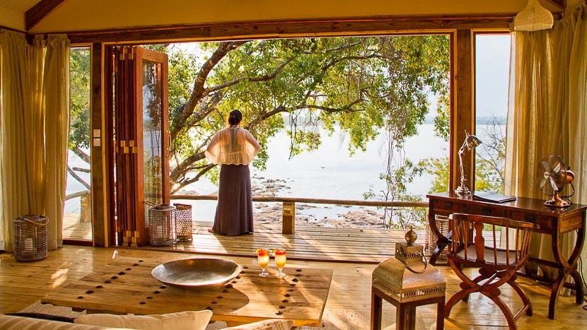 Tongabezi Livingstone, Tongabezi, Zambie
