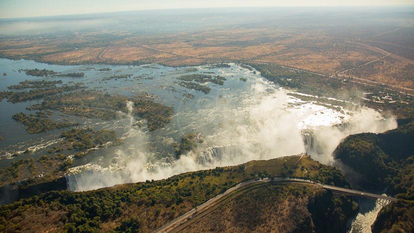 A'Zambezi River Lodge,
