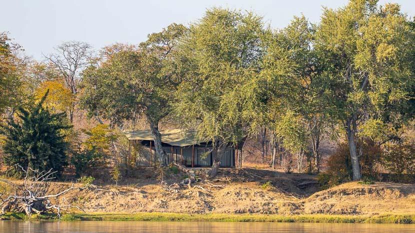 Sapi Explorers Camp, Sapi Explorer, Zimbabwe © Etendues Sauvages