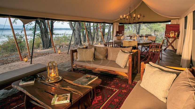 Sapi Explorers Camp, Sapi Explorer, Zimbabwe © Great Plains Conservation
