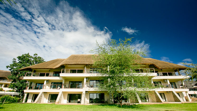 Ilala Lodge, Ilala Lodge Victoria Falls, Zimbabwe