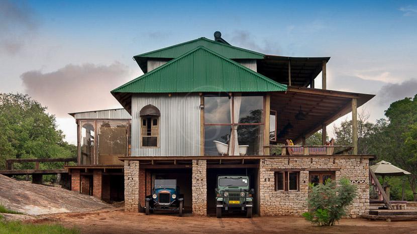 Khayelitshe House, Khayelitshe House, Zimbabwe