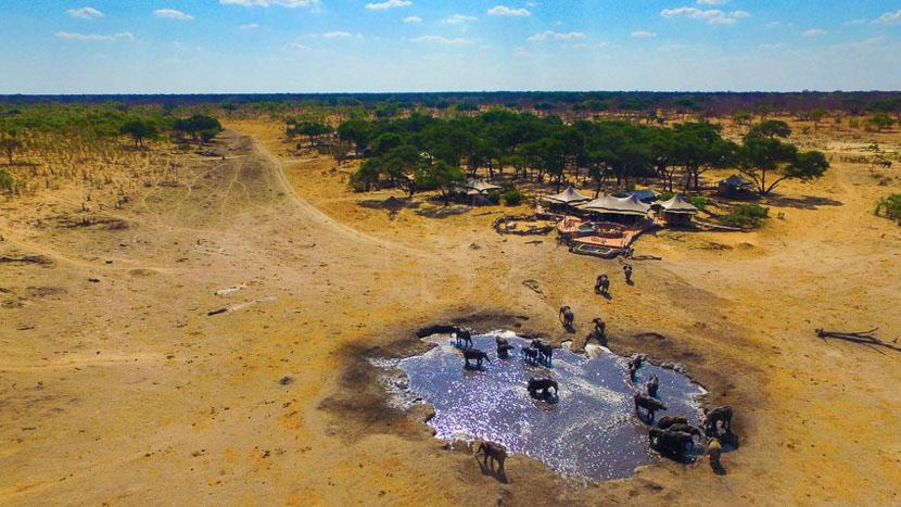 Somalisa Camp, Somalisa Camp, Zimbabwe © African Bush Camps