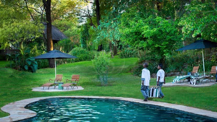Stanley & Livingstone Hotel, Stanley and Livingstone Hotel, Zimbabwe