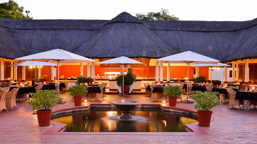 Victoria Falls Hotel, Victoria Falls Hotel, Zimbabwe