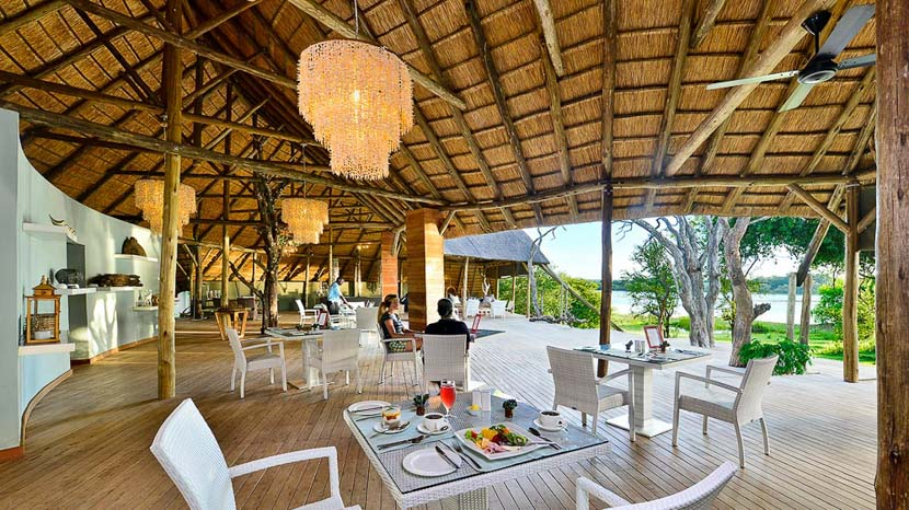 Victoria Falls River Lodge , Victoria Falls River Lodge, Zimbabwe
