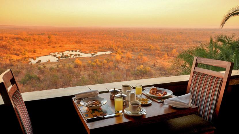 Victoria Falls Safari Lodge, Victoria Falls Safari Lodge, Zimbabwe © Paul Karnstedt
