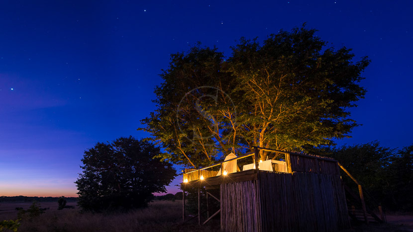 Hwange - Little Makalolo Camp, Little Makalolo, Zimbabwe © Wilderness Safaris - D. Allen