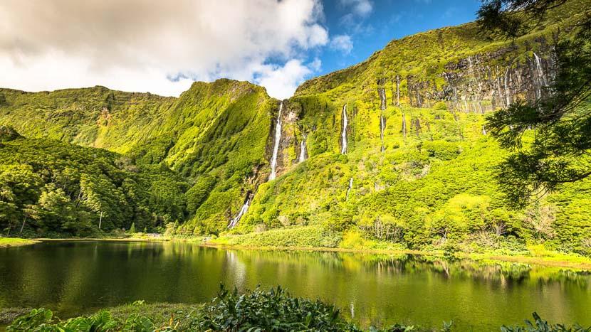 Les activités sur l'île de Flores, Ile de Flores, Açores