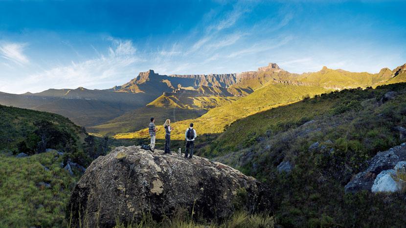 Afrique du Sud, Paysages du Drakensberg, Afrique du Sud © Office tourisme