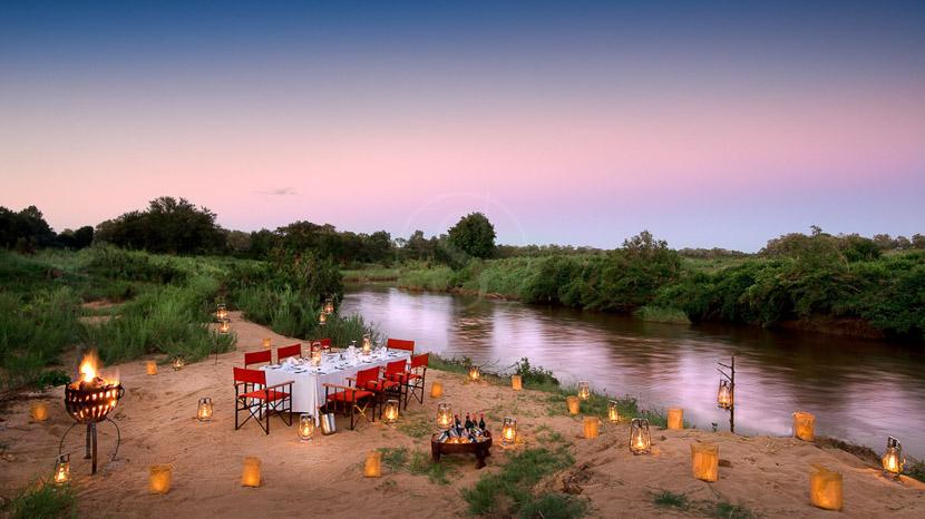 Afrique du Sud, Safaris à Lion Sands, Afrique du Sud © More Properties