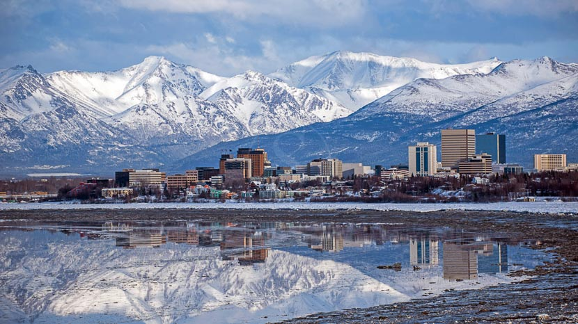 Anchorage, Anchorage, Alaska
