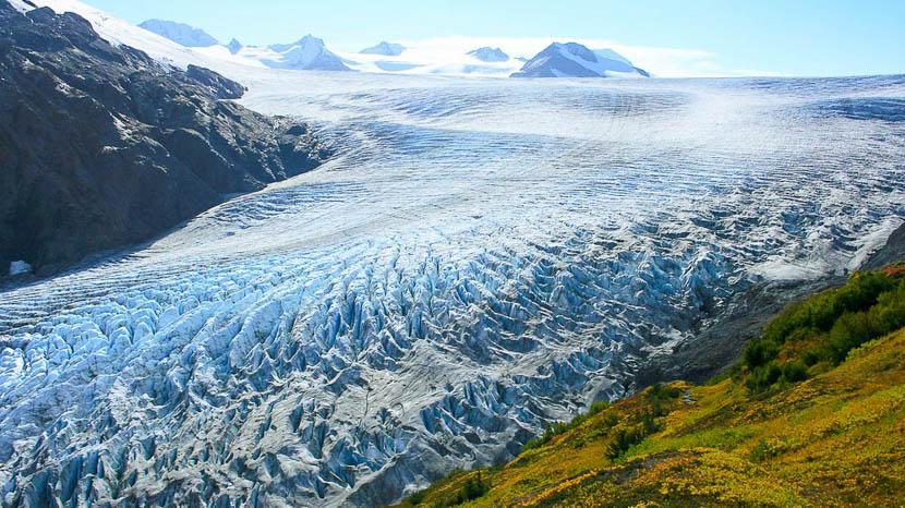 Parc national de Kenai Fjords, Ambiance d'Alaska, Etats-Unis