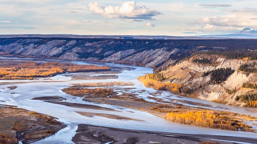 Parc national de Wrangell–Saint-Elias, Rivière Copper , Wrangell-St. Elias National Park, Alaska